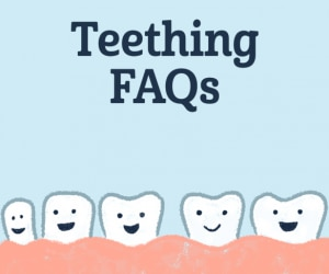Questions about Teething