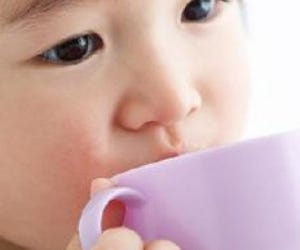 Transitioning to a Cup from a Sippy Cup
