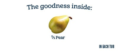 2nd Foods - Pear