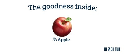 2nd Foods - Apple