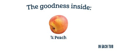 2nd Foods - Peach