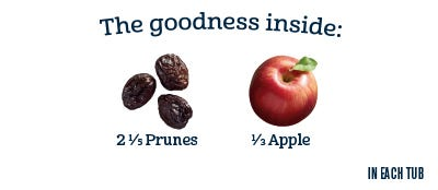 2nd Foods - prune Apple