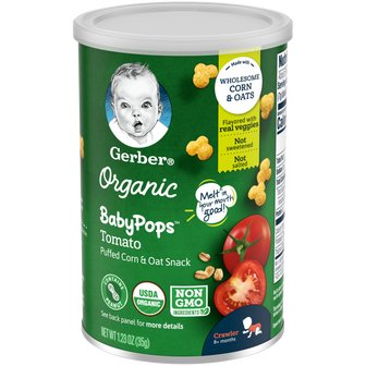 Can of Tomato BabyPops