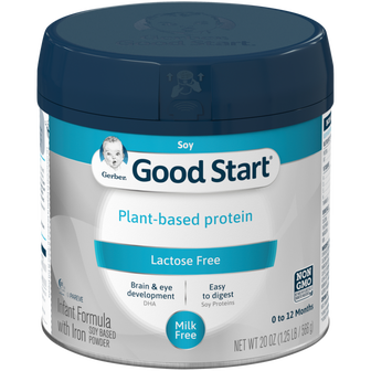 Gerber® Good Start® Soy Powder Infant Formula