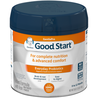 20oz Canister of Gerber Good Start GentlePro Powder Infant Formula