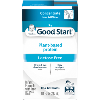 Gerber® Good Start® Soy Concentrated Liquid Infant Formula