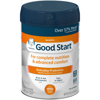 32oz Canister of Gerber Good Start GentlePro Powder Infant Formula