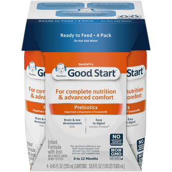 Gerber® Good Start® GentlePro Ready to Feed Infant Formula