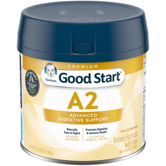 Gerber® Good Start® A2 Powder Infant Formula