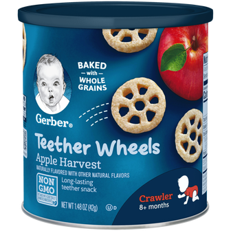 Teether Wheels