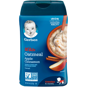 Oatmeal Apple Cinnamon