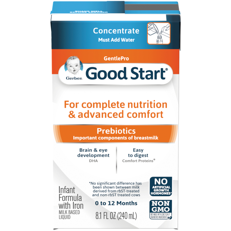 Gerber Good Start Gentle Concentrated