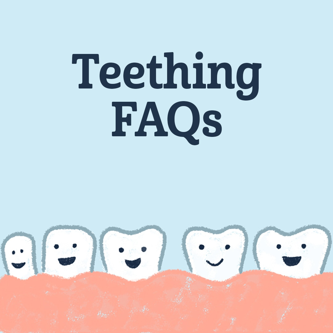 teething questions