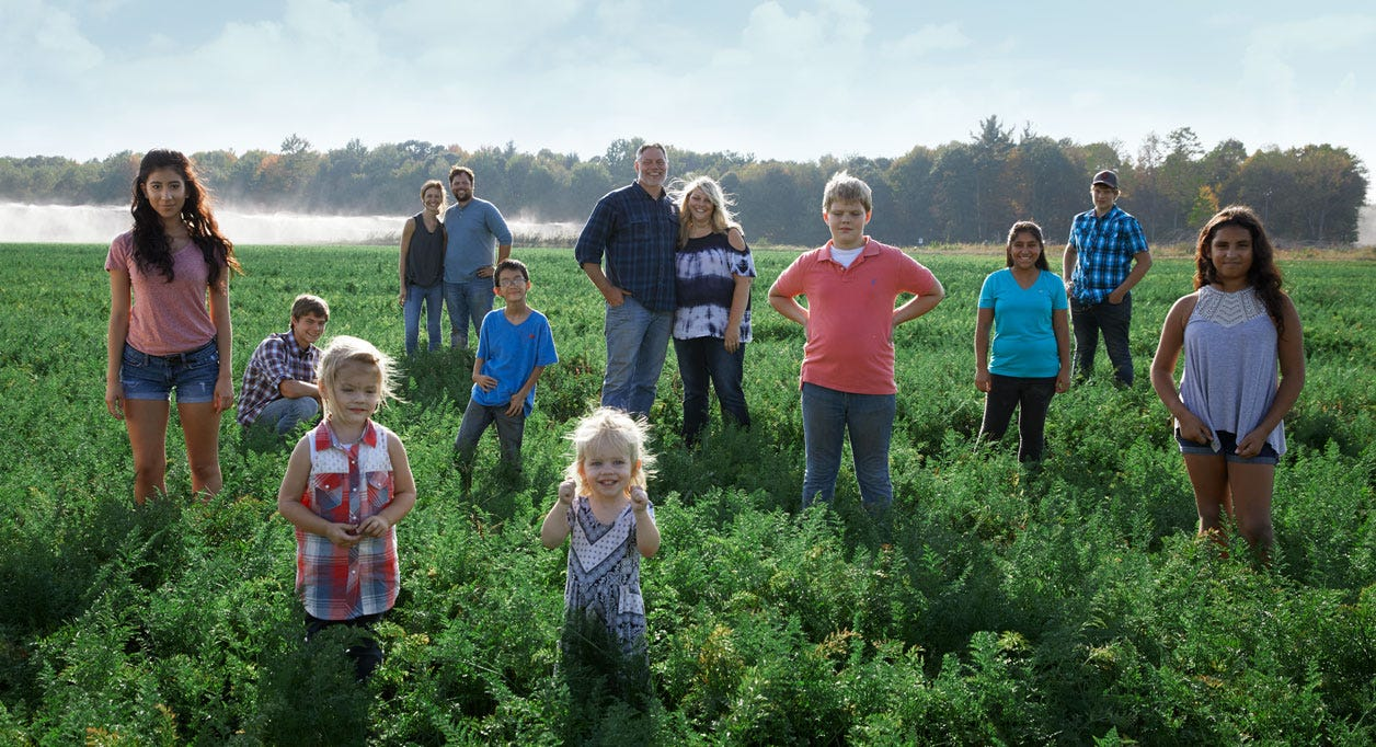 Keeping Soil in the Family